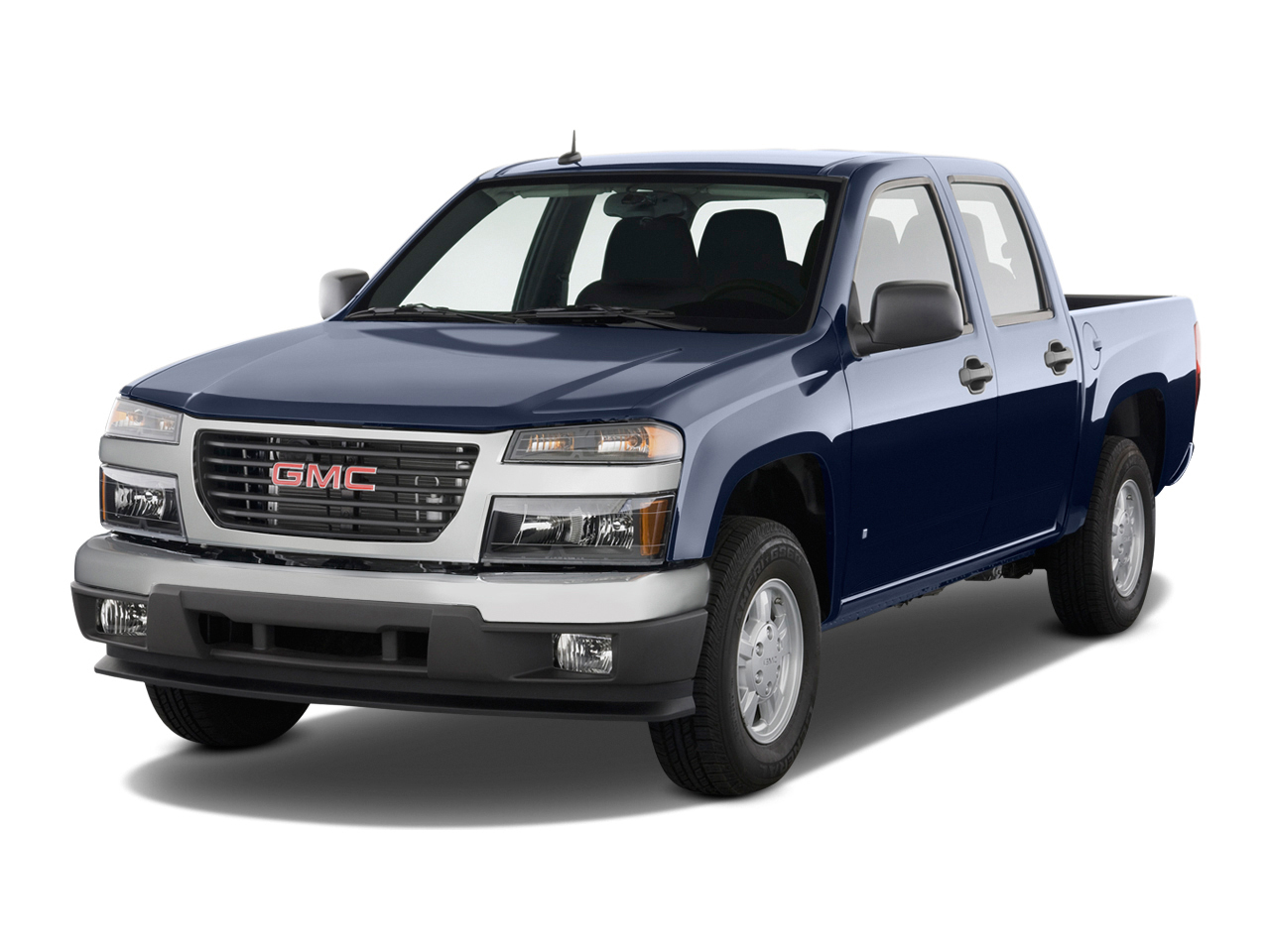 GMC Canyon 2009 #3