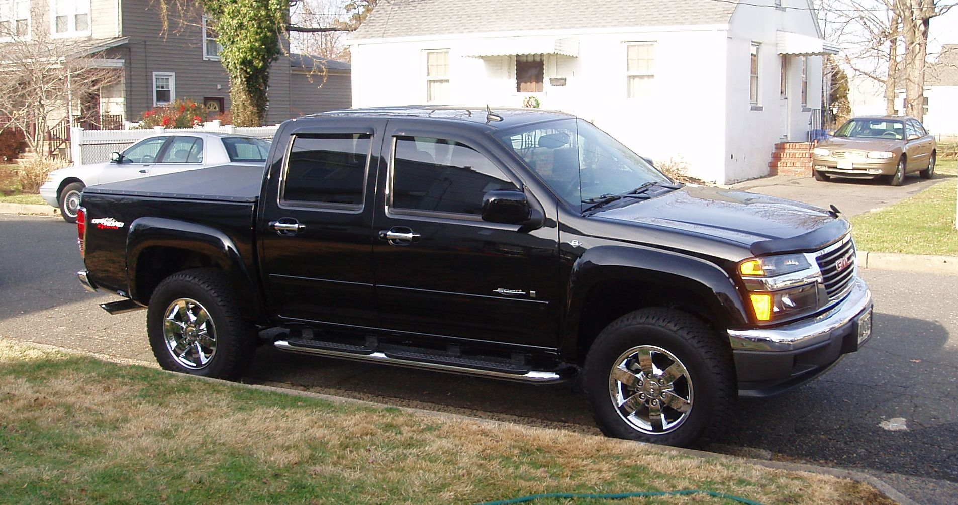 GMC Canyon 2009 #4