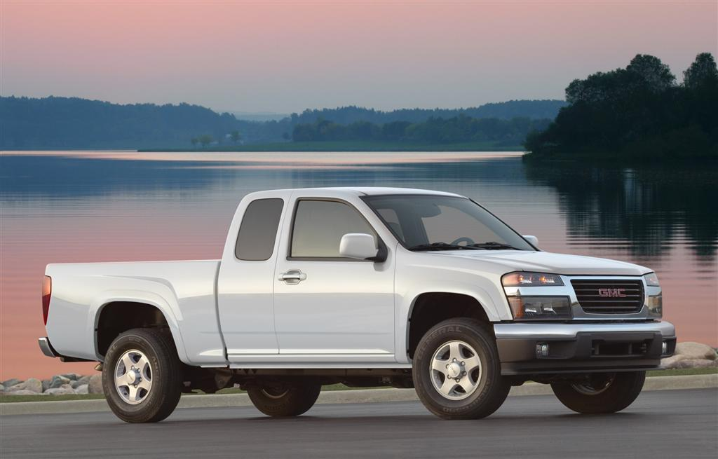 GMC Canyon 2009 #9