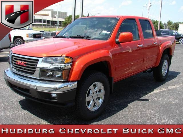 GMC Canyon 2010 #9