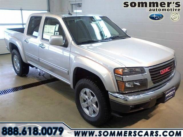 GMC Canyon 2010 #11