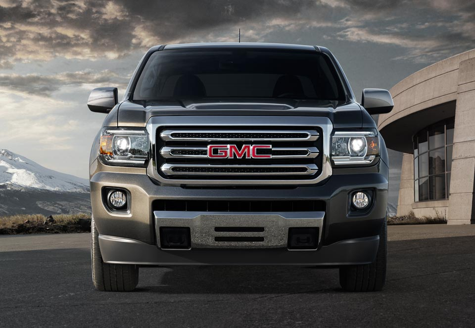 GMC Canyon 2015 #10