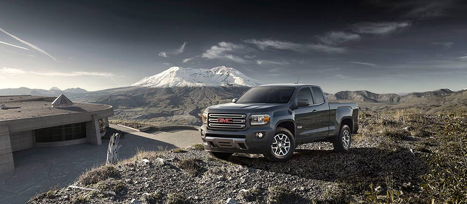 GMC Canyon 2015 #14