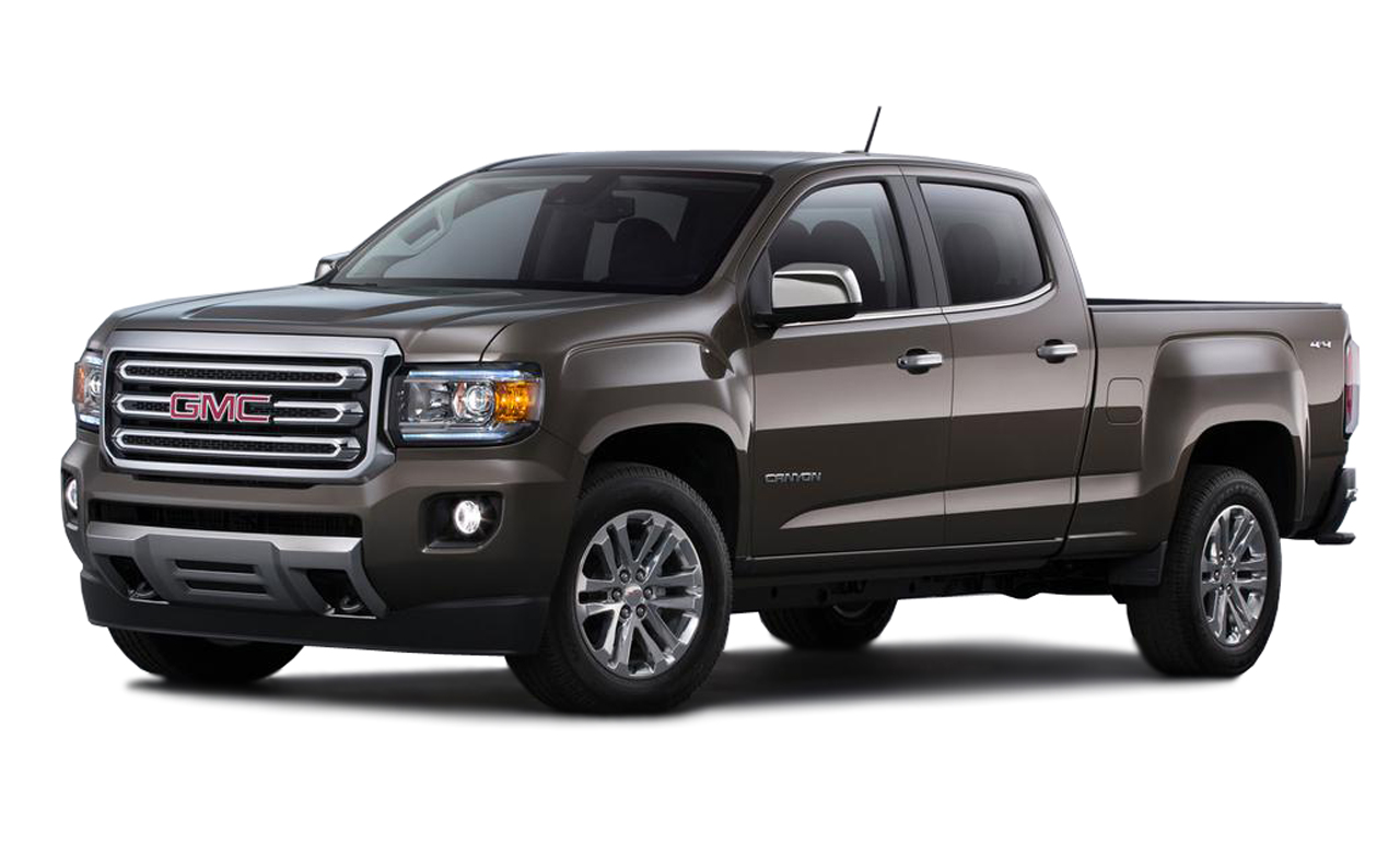 GMC Canyon 2015 #4