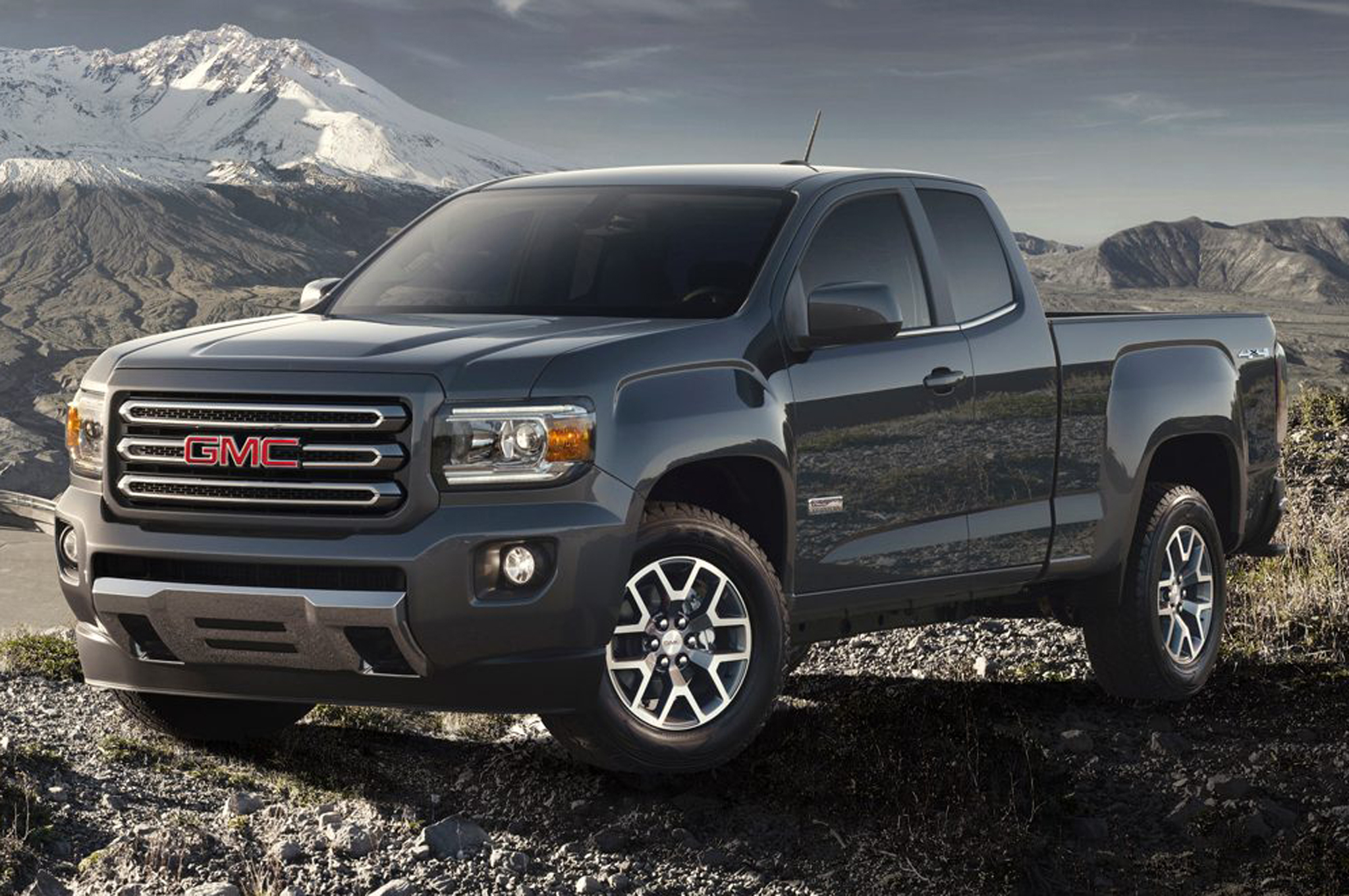 GMC Canyon #24