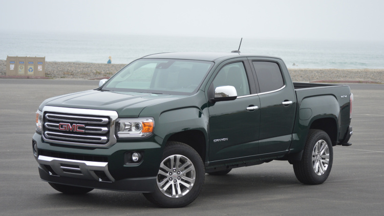 GMC Canyon #28