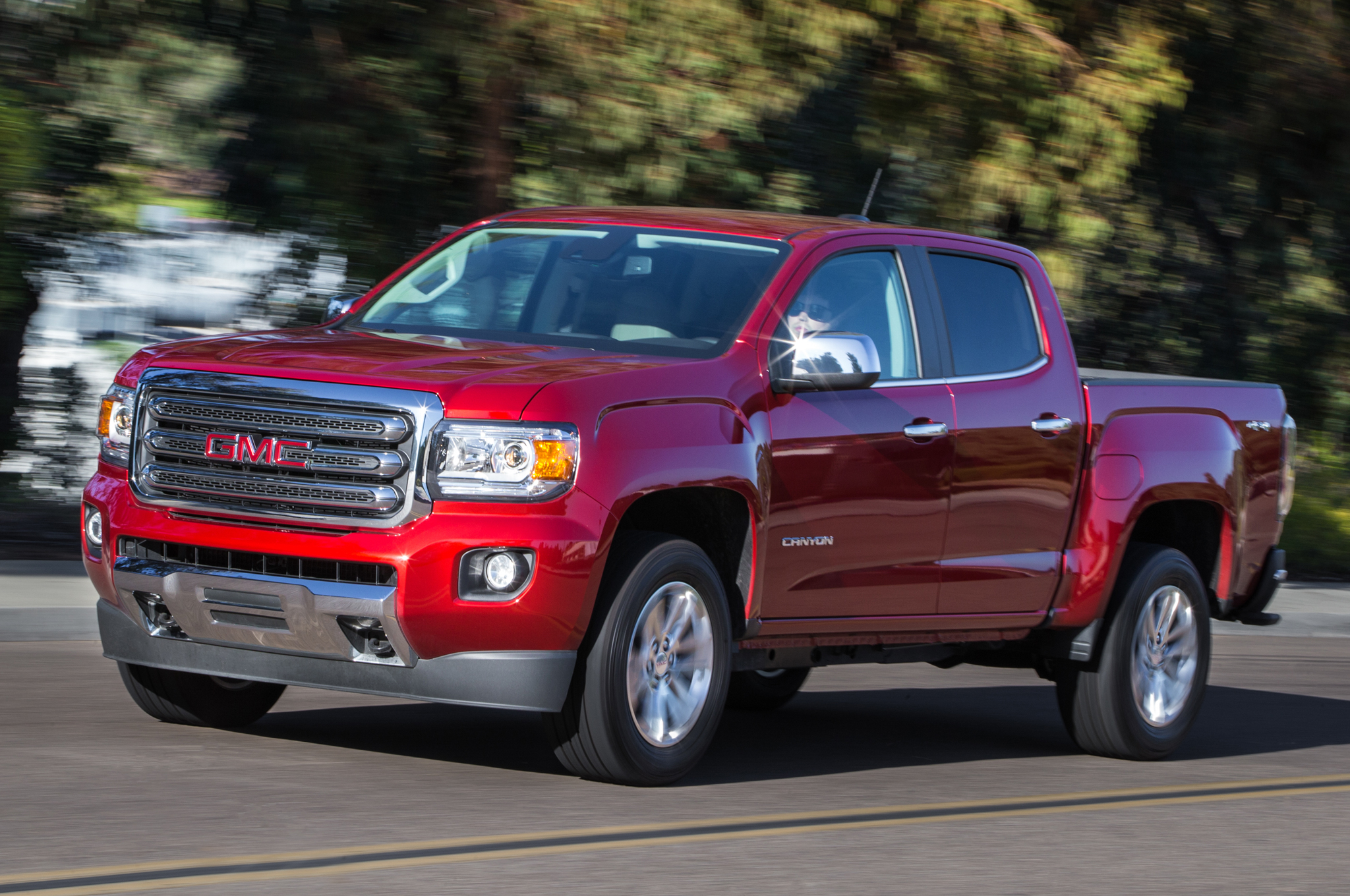 ... GMC Canyon SLT #12 ...