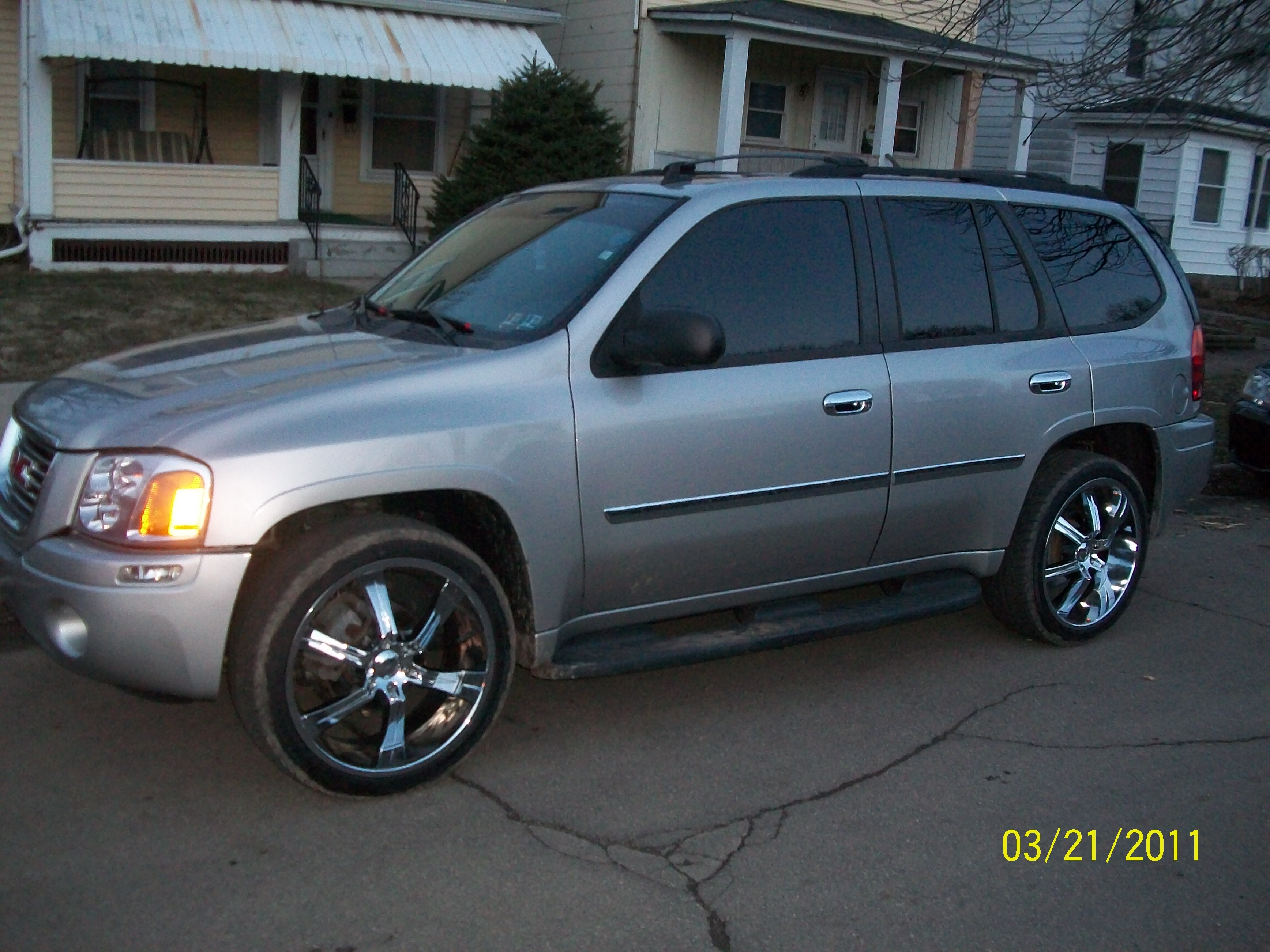 2007 Gmc Envoy Information And Photos Momentcar