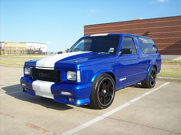 GMC Jimmy 1992 #6