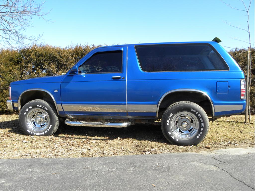 GMC Jimmy 1992 #11