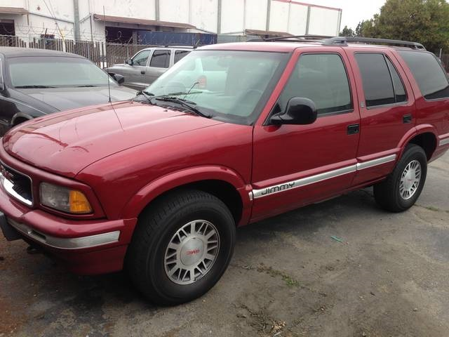 1996 Gmc Jimmy - Information And Photos