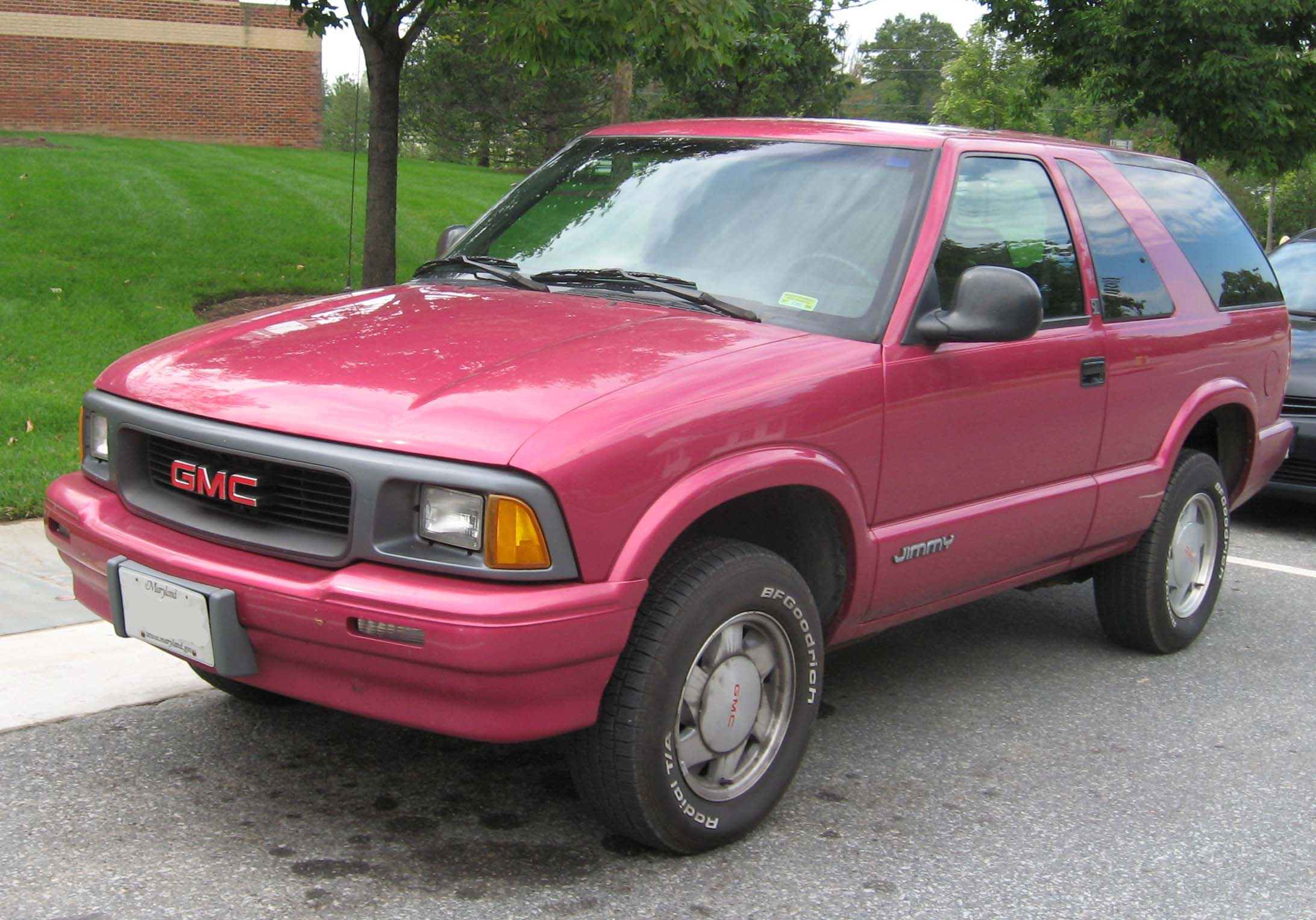 GMC Jimmy 1997 #3