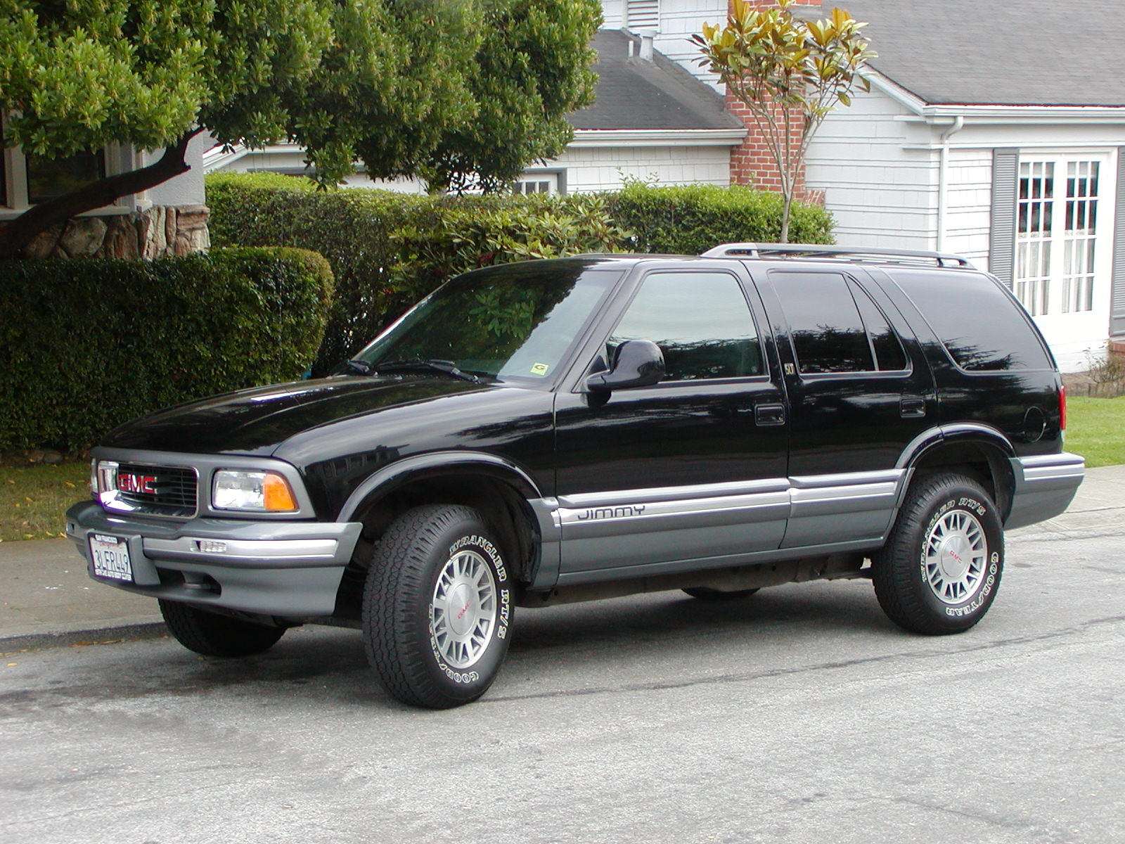 GMC Jimmy 1997 #12
