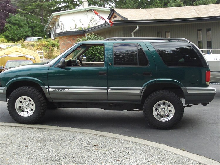GMC Jimmy 1997 #7