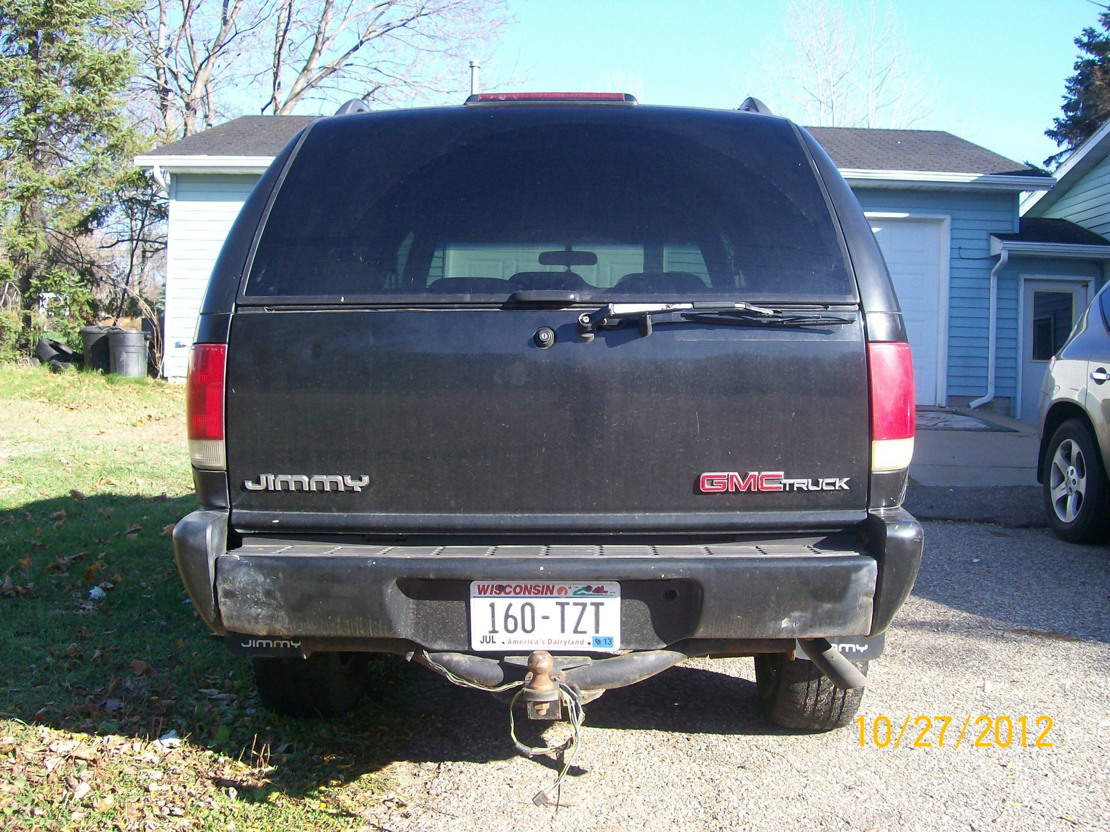 GMC Jimmy 1997 #10