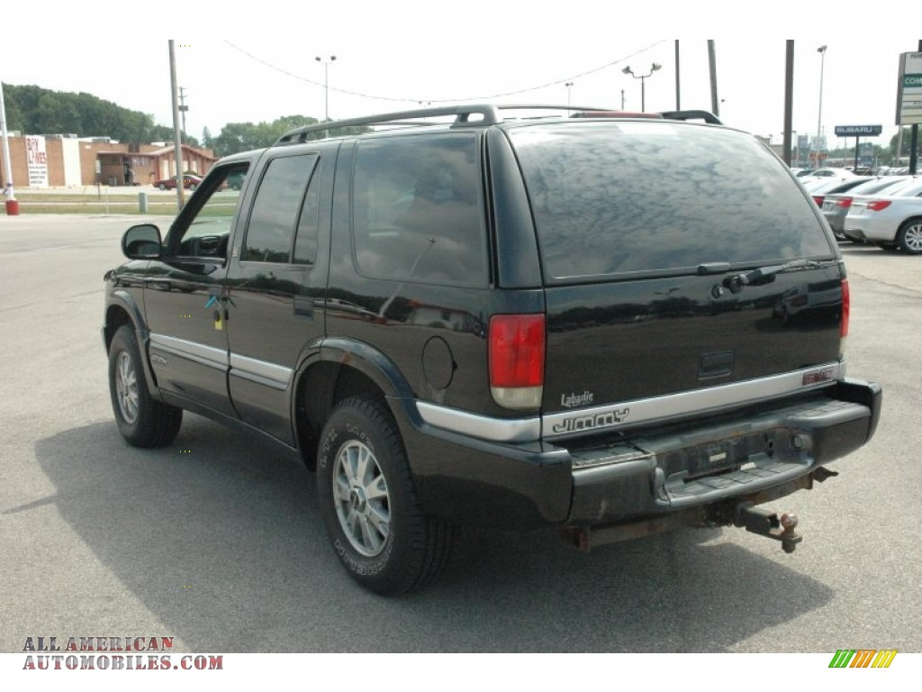 GMC Jimmy 1998 #13