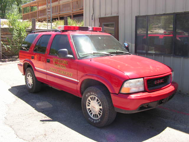 GMC Jimmy 1998 #4