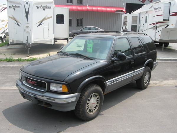 GMC Jimmy 1998 #9