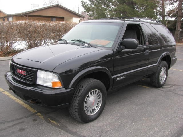 GMC Jimmy 2001 #12