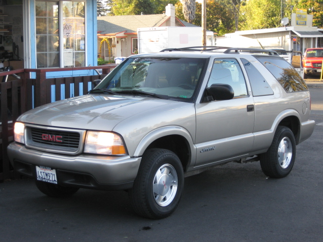 GMC Jimmy 2001 #4