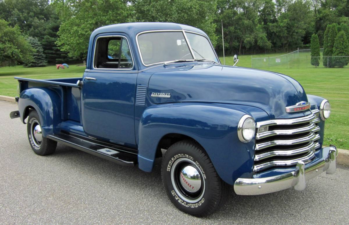 1952 Gmc Panel Information And Photos Momentcar