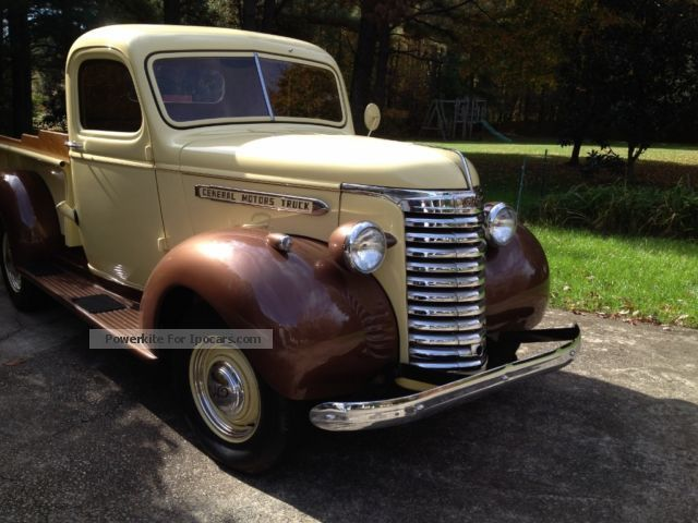 1938 gmc pickup information and photos momentcar oldtimer pick up chevrolet 2009 chevrolet pick up trailer wiring