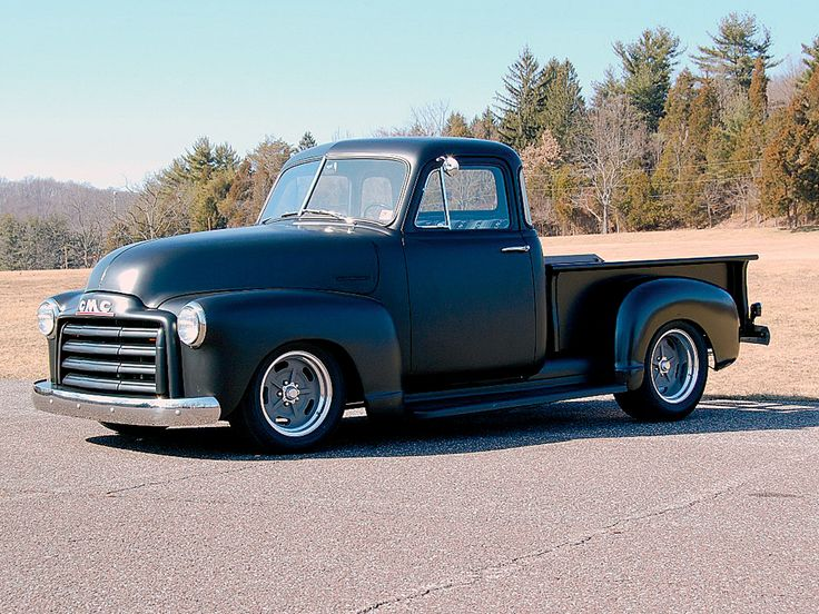 1948 Gmc Pickup Information And Photos Momentcar