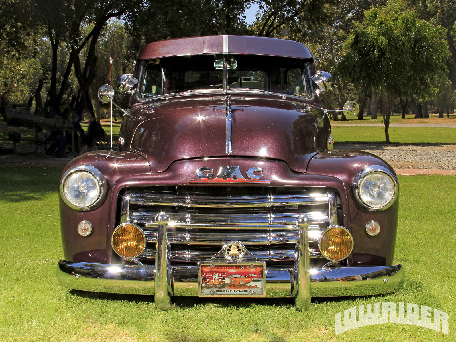 1952 Gmc Pickup Information And Photos Momentcar Wiring Diagram 2