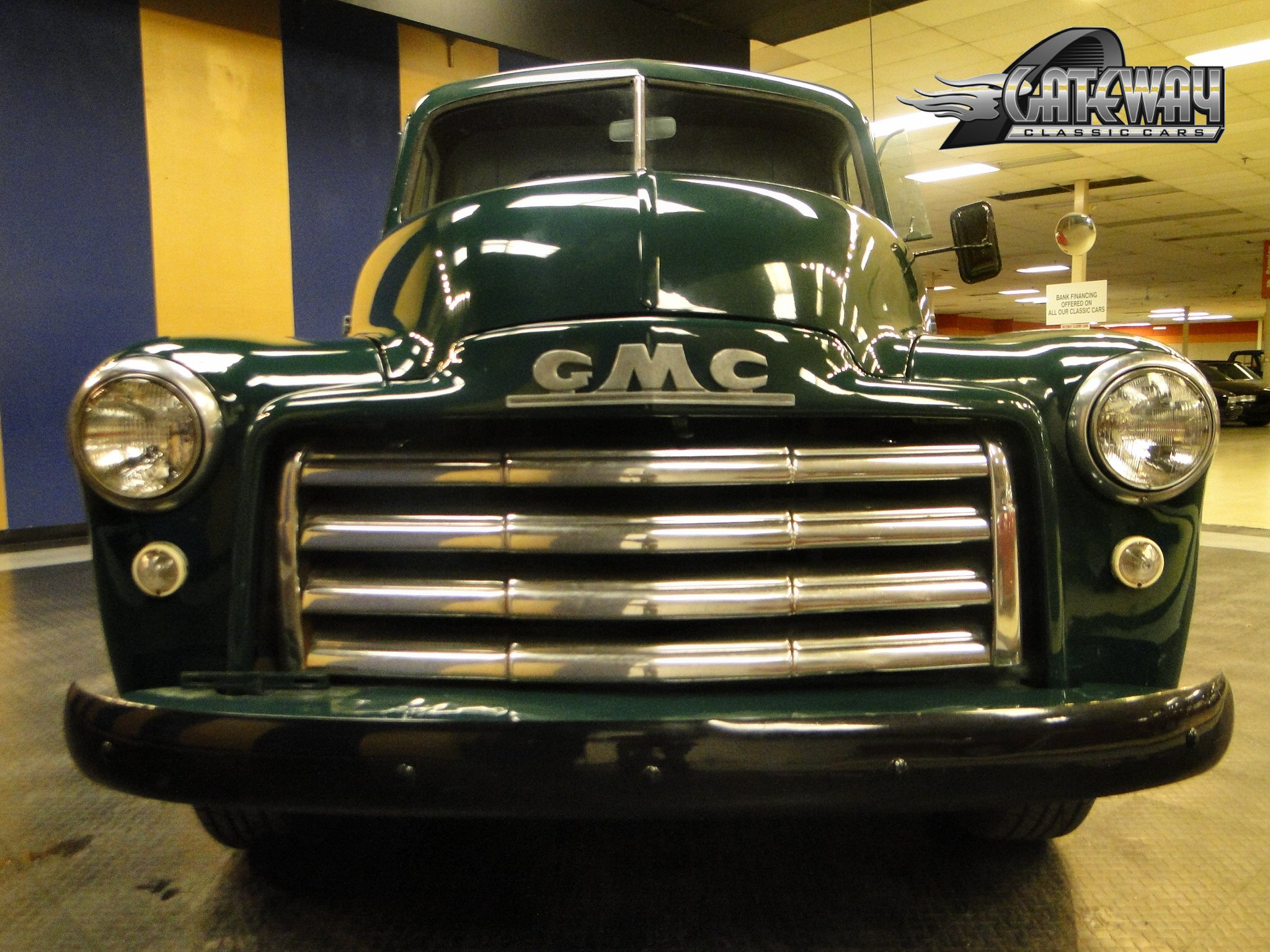 1952 Gmc Pickup Information And Photos Momentcar Wiring Diagram 9