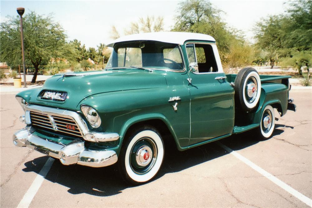 1957 GMC Pickup - Information and photos - MOMENTcar