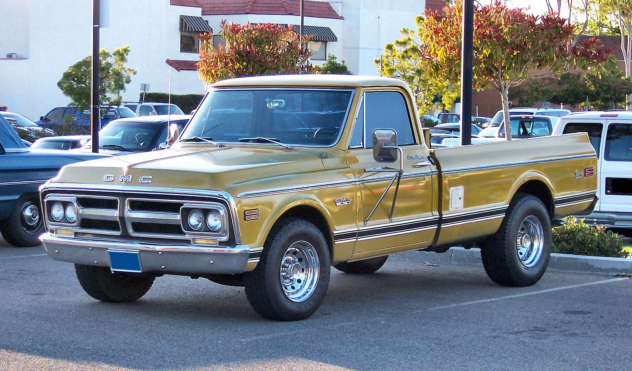 1987 Gmc Pickup Information And Photos Momentcar Diagram Also Chevy Headlight Switch Wiring Furthermore Dodge 10