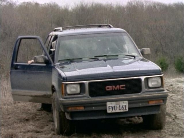GMC S-15 Jimmy 1991 #9