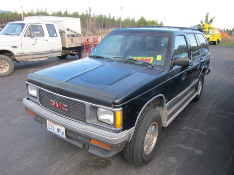 GMC S-15 Jimmy 1991 #10