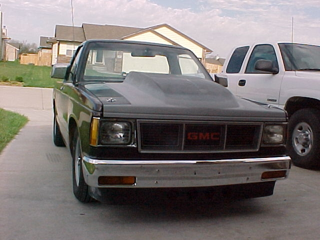 1987 GMC S-15 Pickup - Information and photos - MOMENTcar