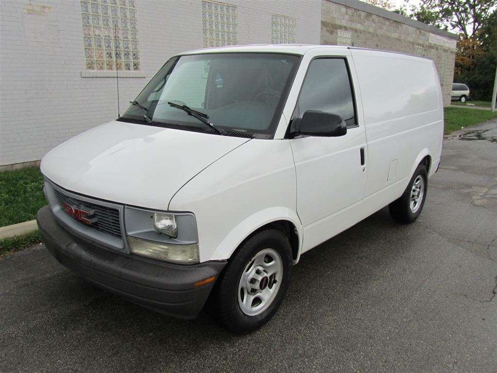 GMC Safari Cargo 2000 #3