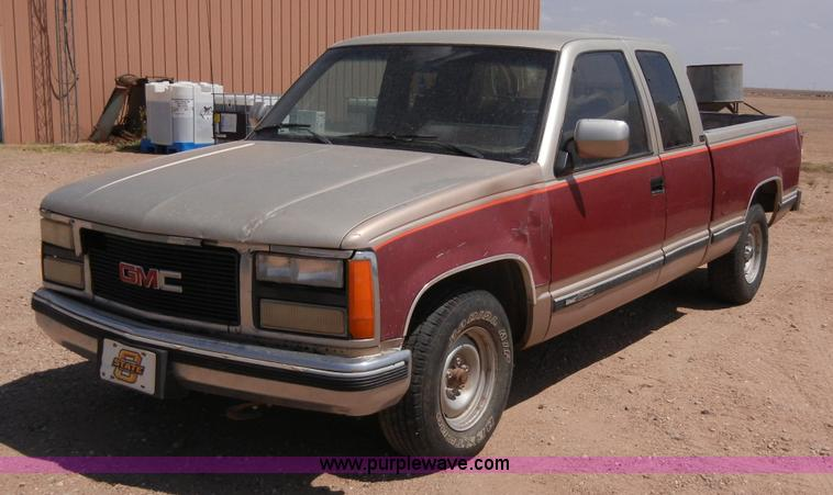service manual download car manuals pdf free 1992 gmc rally wagon 3500 regenerative braking