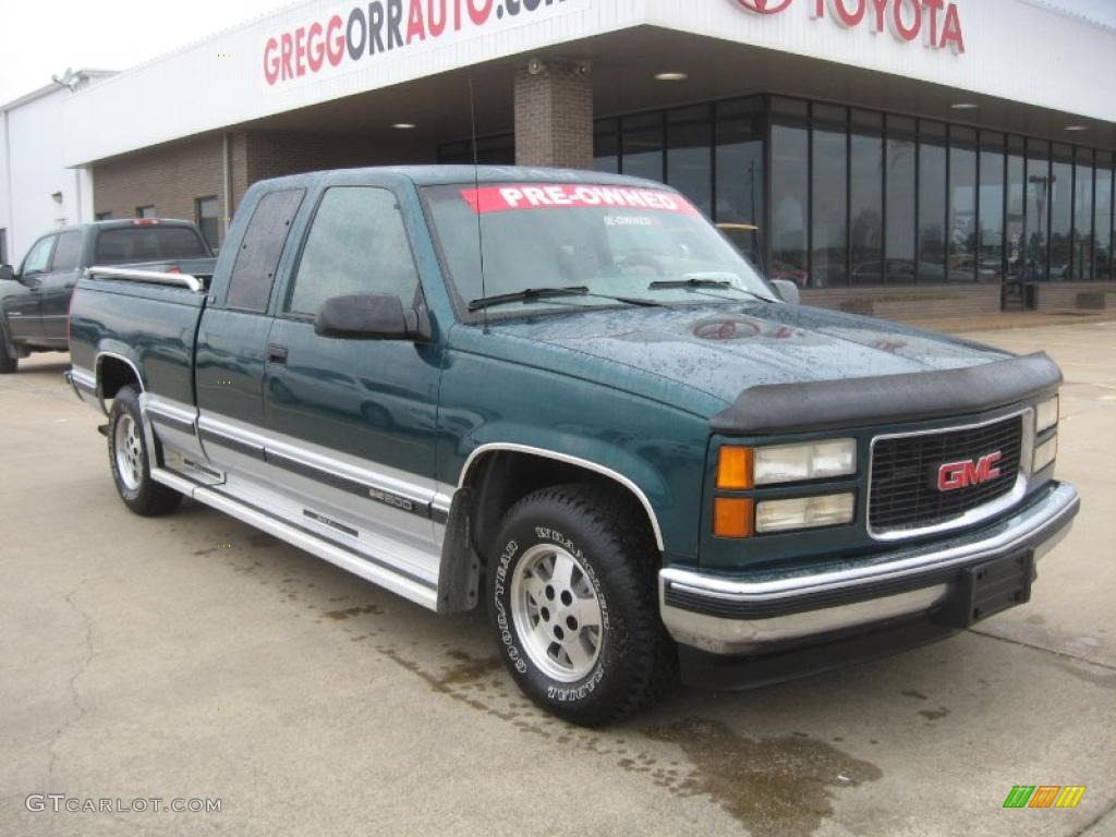 1995 gmc sierra 1500 information and photos momentcar. Black Bedroom Furniture Sets. Home Design Ideas