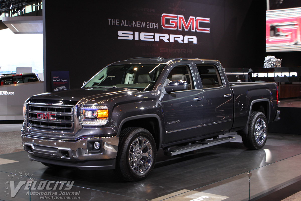 2014 gmc sierra 1500 information and photos momentcar. Black Bedroom Furniture Sets. Home Design Ideas
