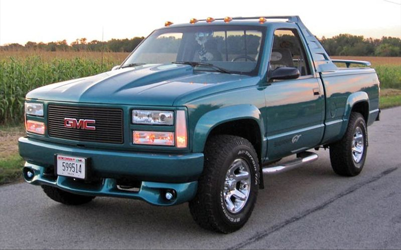 93 gmc sierra manual