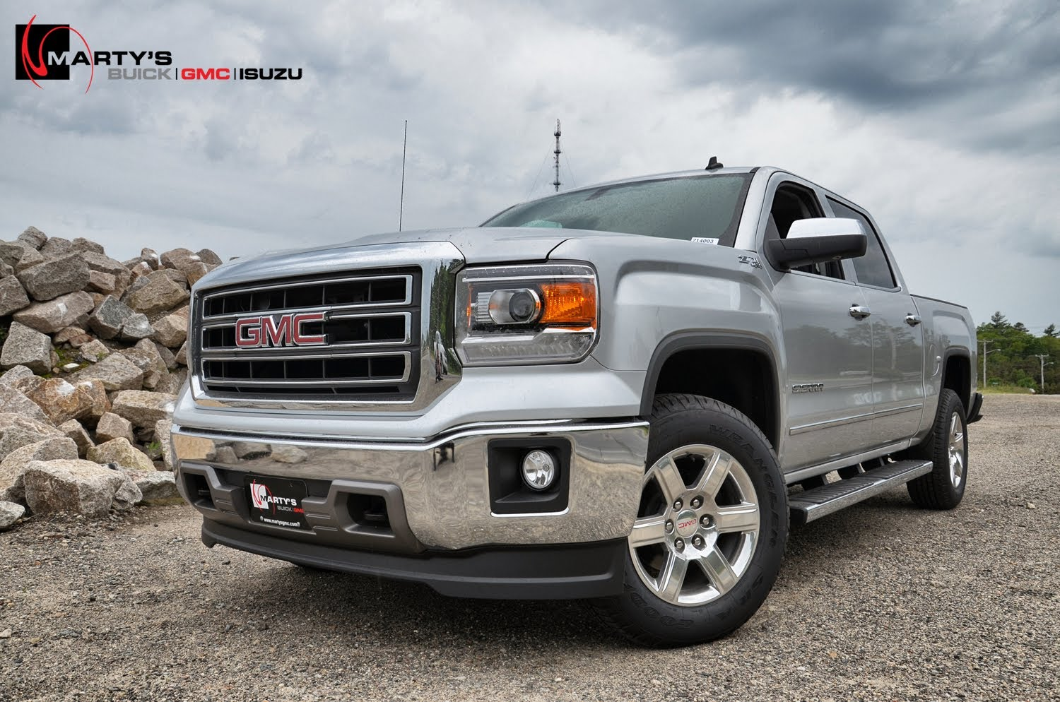 GMC Sierra 1500HD #11