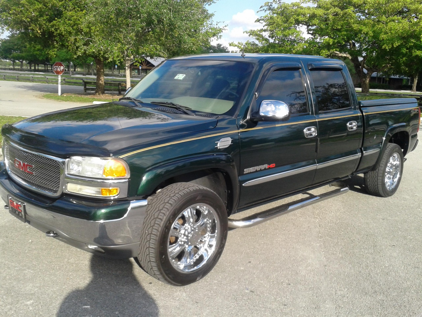 GMC Sierra 1500HD SLE #15