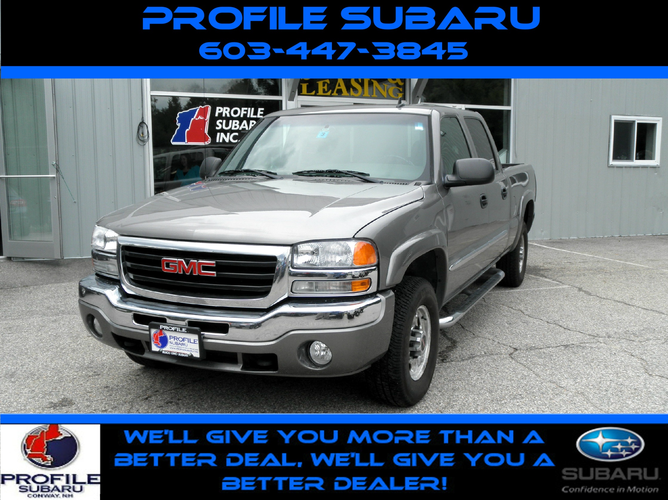 GMC Sierra 1500HD SLE1 #4
