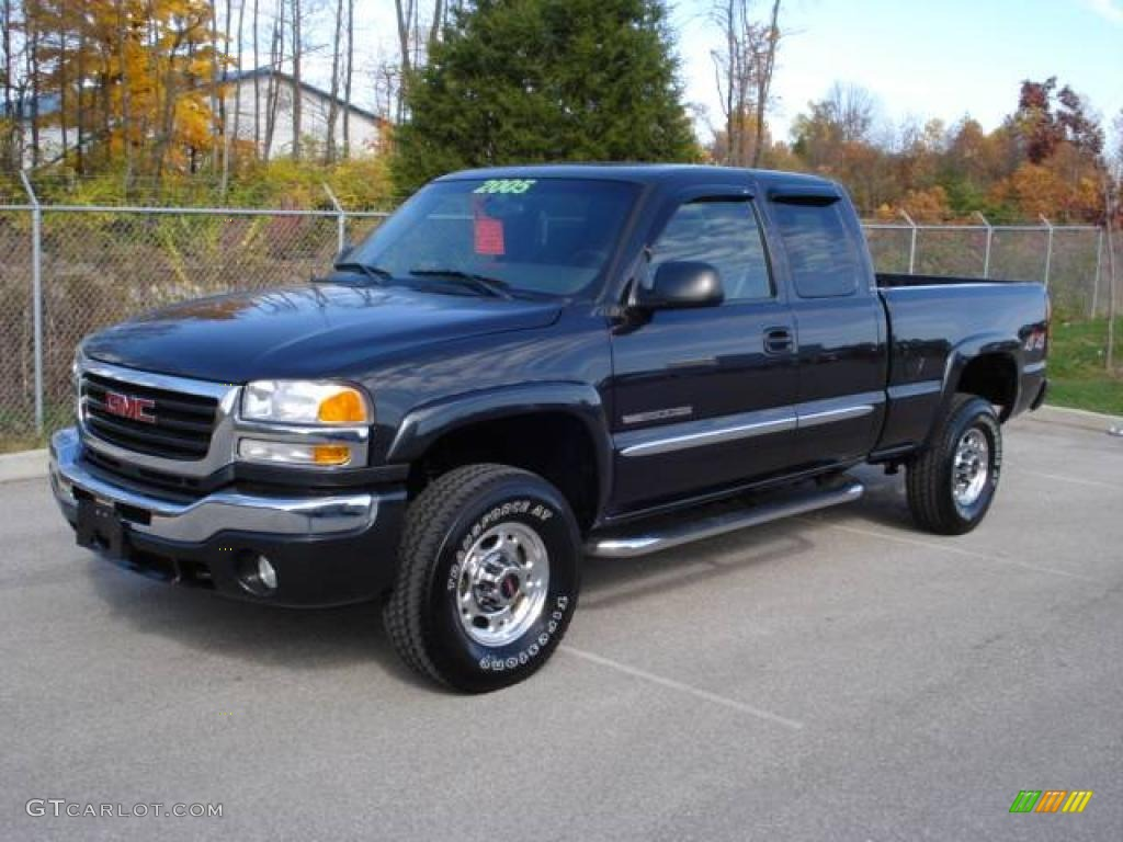 GMC Sierra 2500HD 2005 #1