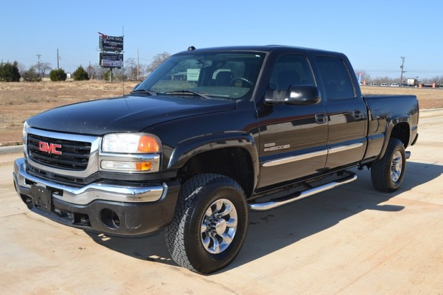 GMC Sierra 2500HD 2005 #2