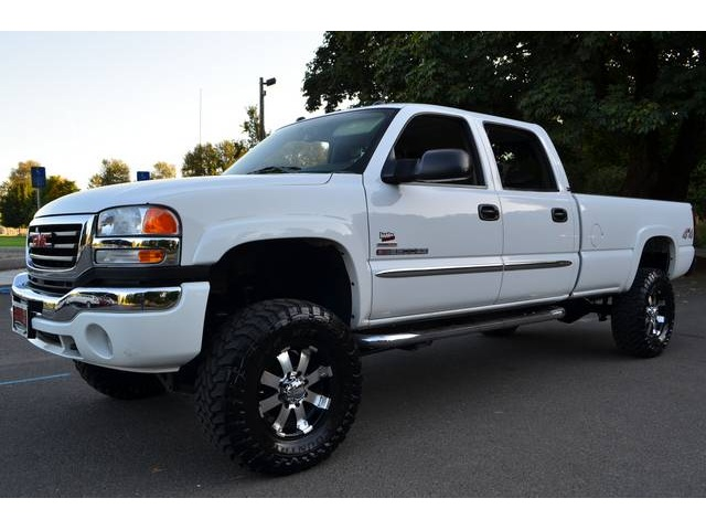 GMC Sierra 2500HD 2005 #3