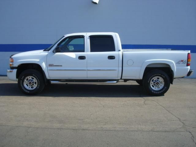 GMC Sierra 2500HD 2005 #4