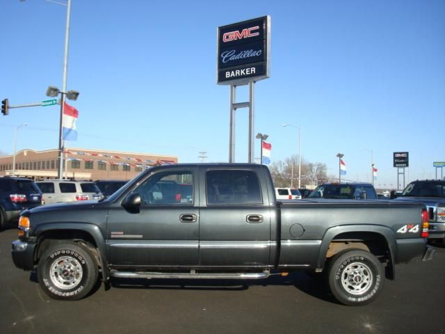 GMC Sierra 2500HD 2005 #8