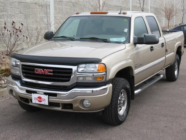 GMC Sierra 2500HD 2005 #9