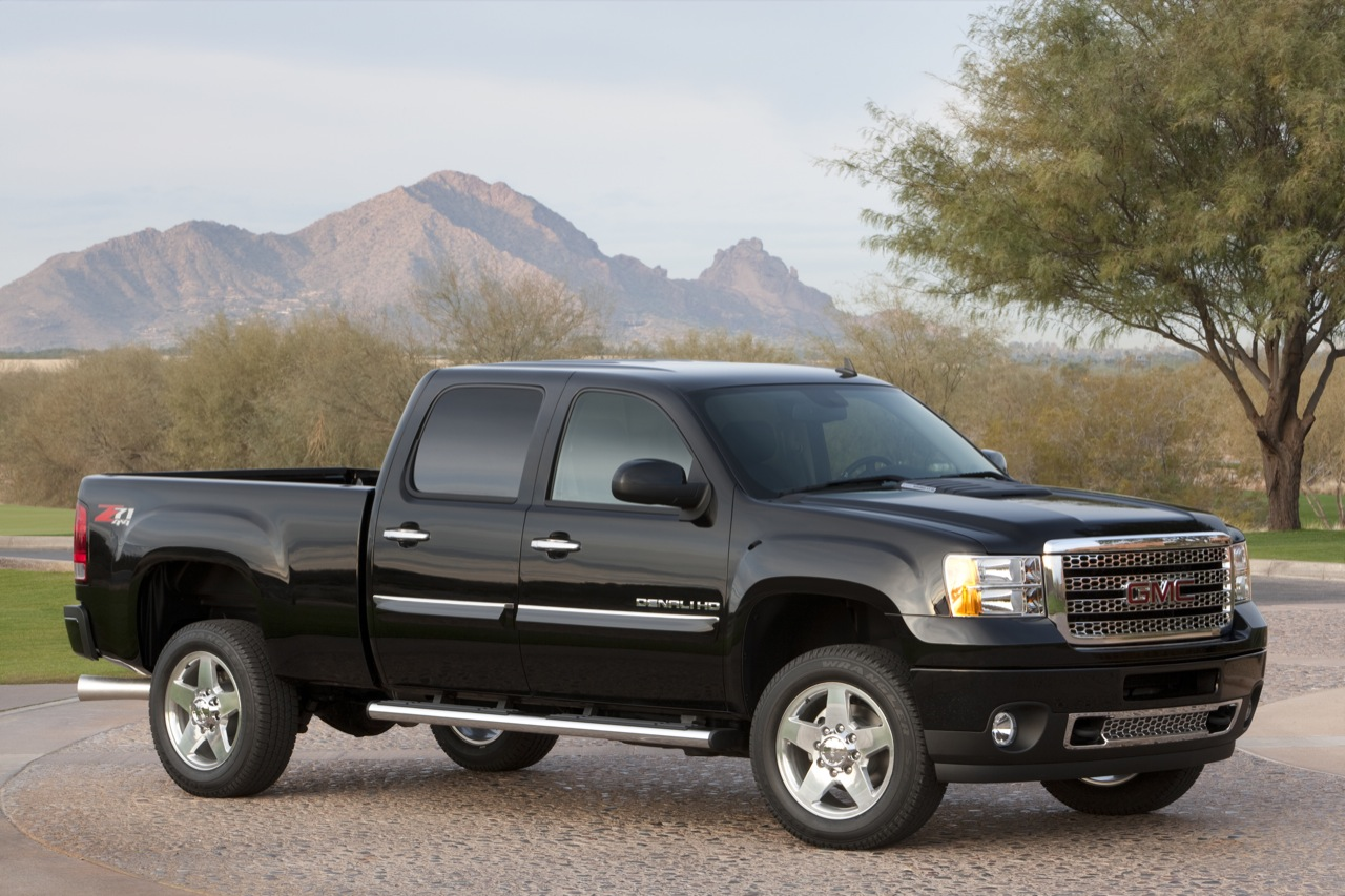 gmc sierra 2500hd 2011 7