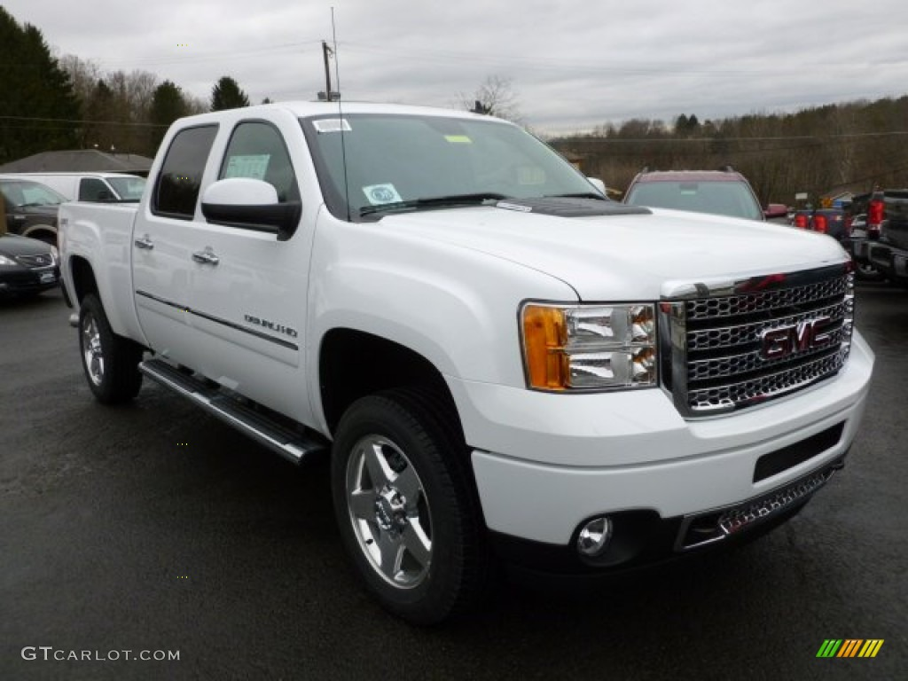 2012 GMC Sierra 2500HD - Information and photos - MOMENTcar